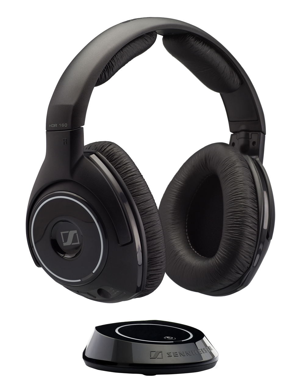 Sennheiser Rs 160 Wireless Audio Headphones Digital Stereo Bass Attachments 121372684979and80schematicjpg 185 Mb Quick Guides