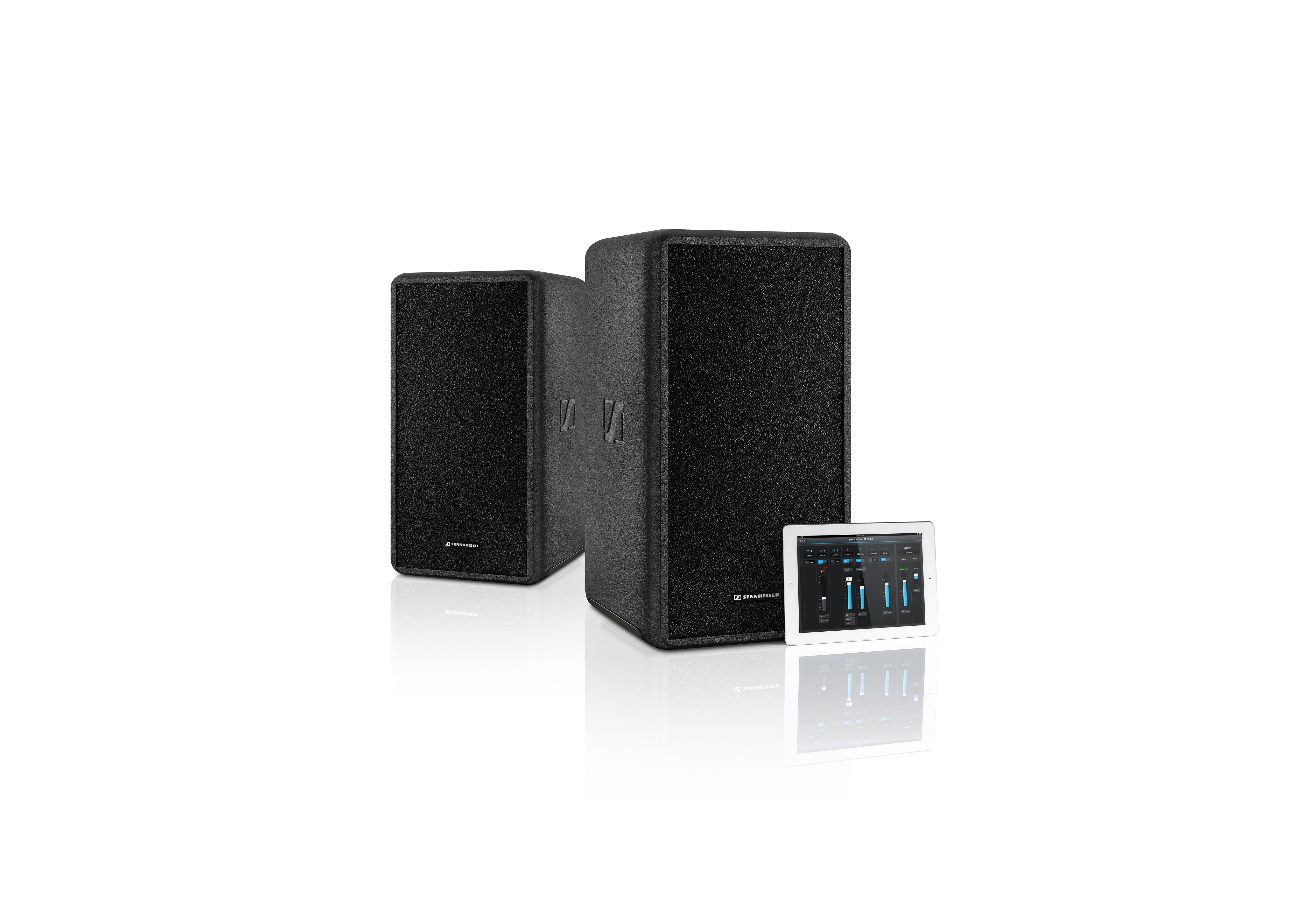 Sennheiser LSP 500 PRO - Kabellose Lautsprecher Systeme - Live Audio ...