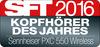 SFT 2016 Headset of the year / PXC 550 Wireless award logo