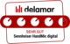 Delamar HandMic digital award logo