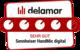 Delamar HandMic digital award logo