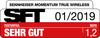 SFT 01/2019 Sehr Gut / MOMENTUM True Wireless award logo