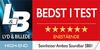 BEDST I TEST award logo