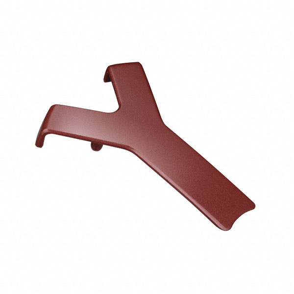 Y-Clip red Audiology Stethoset