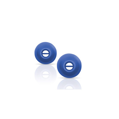Ear adapter blue, size S (5 pairs)