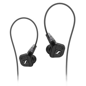 Sennheiser IE 8i - Earphones with Mic - high-fidelity stereo sound and high noise attenuation