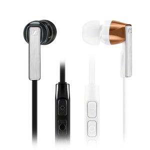 sennheiser cx earphones with integrated mic. Black Bedroom Furniture Sets. Home Design Ideas
