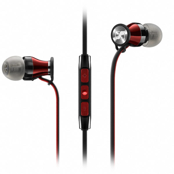 Momentum In-Ear G Red
