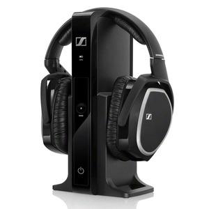 Sennheiser RS 165 - Wireless Headphones Digital Over Ear - Stereo