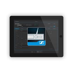 Sennheiser Wireless system remote control App for Wireless