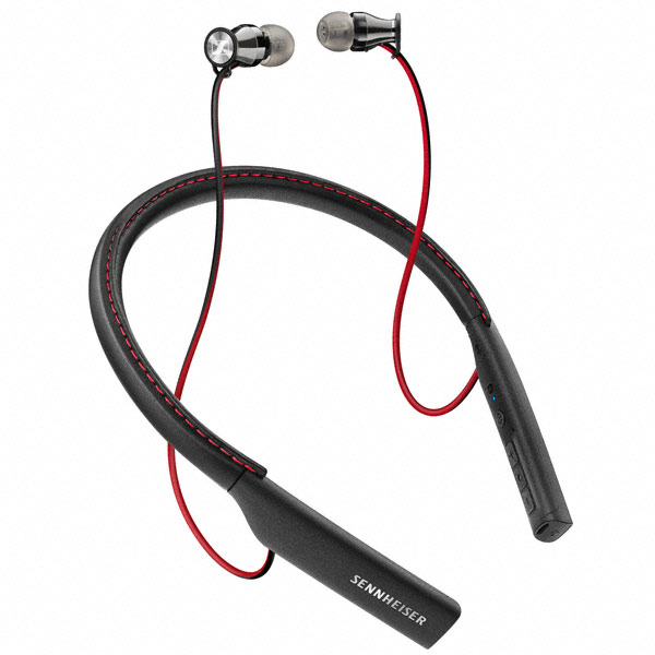 *Sennheiser MOMENTUM In-Ear Wireless Black Ohrhoerer*