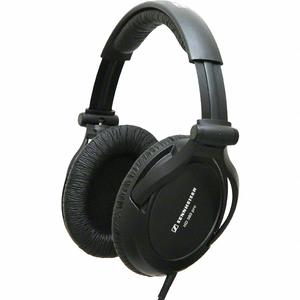 sennheiser hd 380 pro monitoring headphone studio headphones professional audio. Black Bedroom Furniture Sets. Home Design Ideas