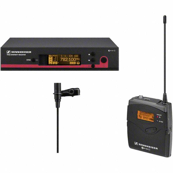 sennheiser ew 112 g3 lavalier microphone clip on set presentation system with optimized. Black Bedroom Furniture Sets. Home Design Ideas