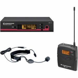 Sennheiser EW 165 G3 G EU Range G: 566 608 Mhz Mikrofoner