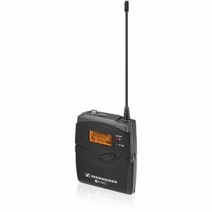 sennheiser sk 100 g3 wireless microphone bodypack transmitter with enhanced af response. Black Bedroom Furniture Sets. Home Design Ideas