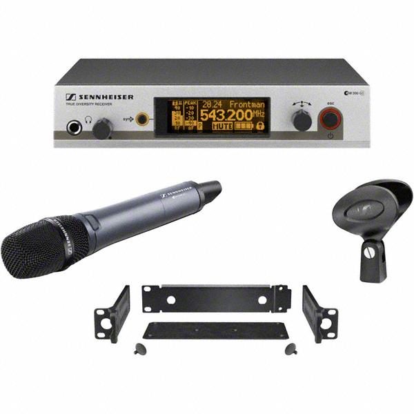 Sennheiser ew 335 G3 - Wireless Handheld vocal system with cardioid dynamic microphone