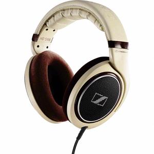 sennheiser hd 598 casque audiophile hifi ouvert circumaural haut de gamme. Black Bedroom Furniture Sets. Home Design Ideas