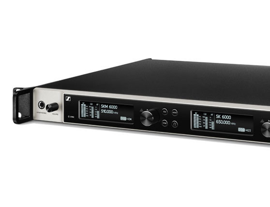 Two channels per receiver