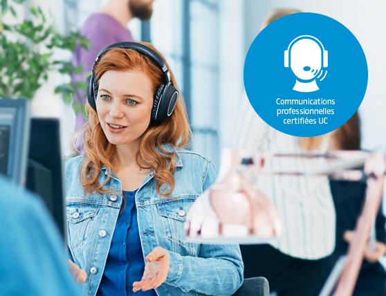 COMMUNICATIONS PROFESSIONNELLES CERTIFIÉES UC