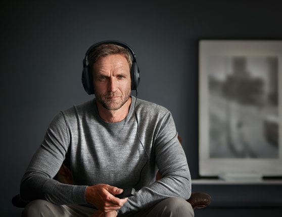 Sennheiser Flex 5000 - Turns your wired headphone into a