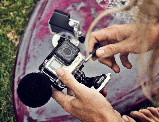 Расширьте возможности GoPro