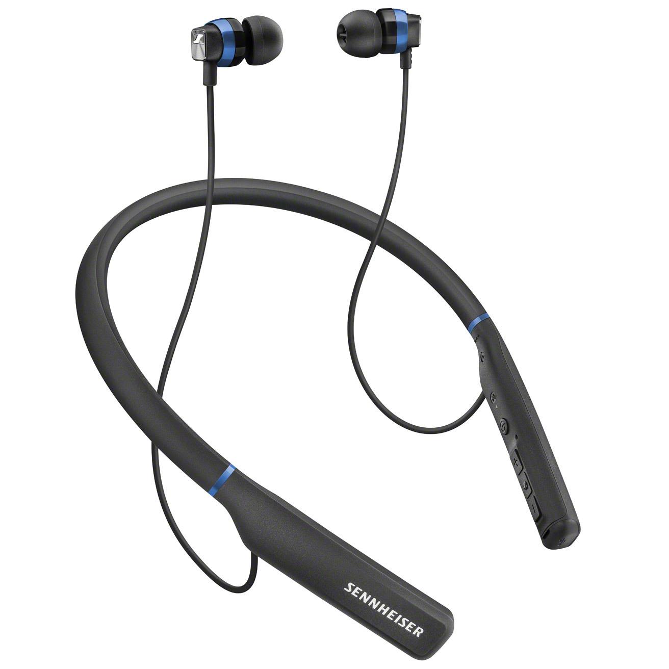 Sennheiser CX 7.00BT - Écouteurs micro-casque tour de cou sans fil