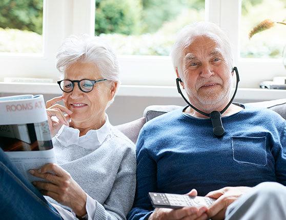 提升你的電視節目聽覺體驗,實現無障礙的聽力效果
