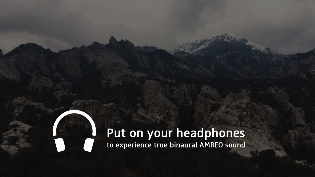 Sennheiser ambeo smart headset mobile binaural recording headset ambeo smart headset trail running fandeluxe Gallery