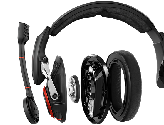 Sennheiser GSP 500 Gaming Headset with Open Acoustic 3e84765e71