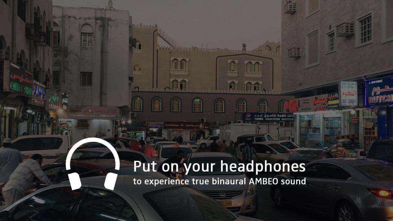 Sennheiser ambeo smart headset mobile binaural recording headset ambeo smart headset locals project oman fandeluxe Gallery