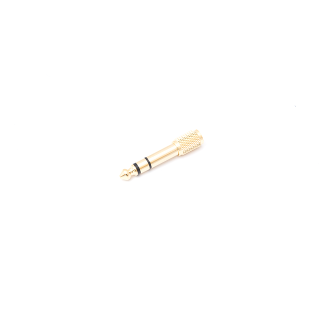 Adapter jack 6.3s - jack socket 3.5mm