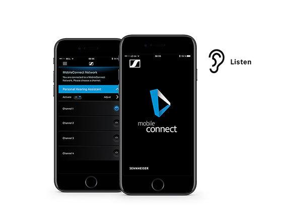 Permaneça Atrativo - MobileConnect