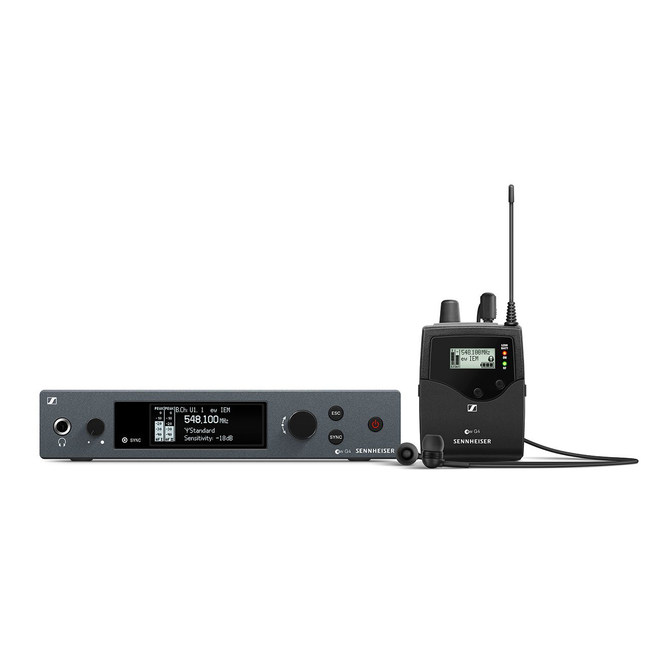 Sennheiser EW IEM G4 Wireless In-Ear Monitoring System
