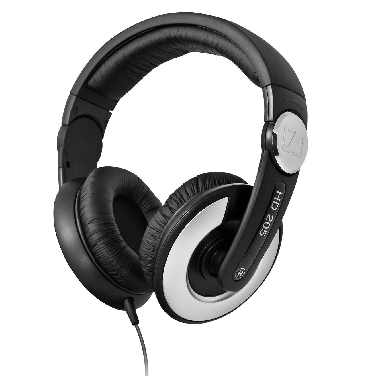 Sennheiser HD 205 II Closed-back Headphones