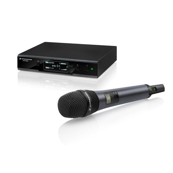 Sennheiser MMD 835 BK - - Microphone module, dynamic