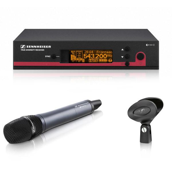 Kardioid Sennheiser e 935 Mikrofon