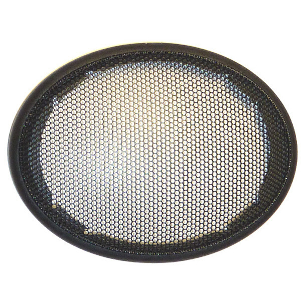 Cap ring with perforated sheet