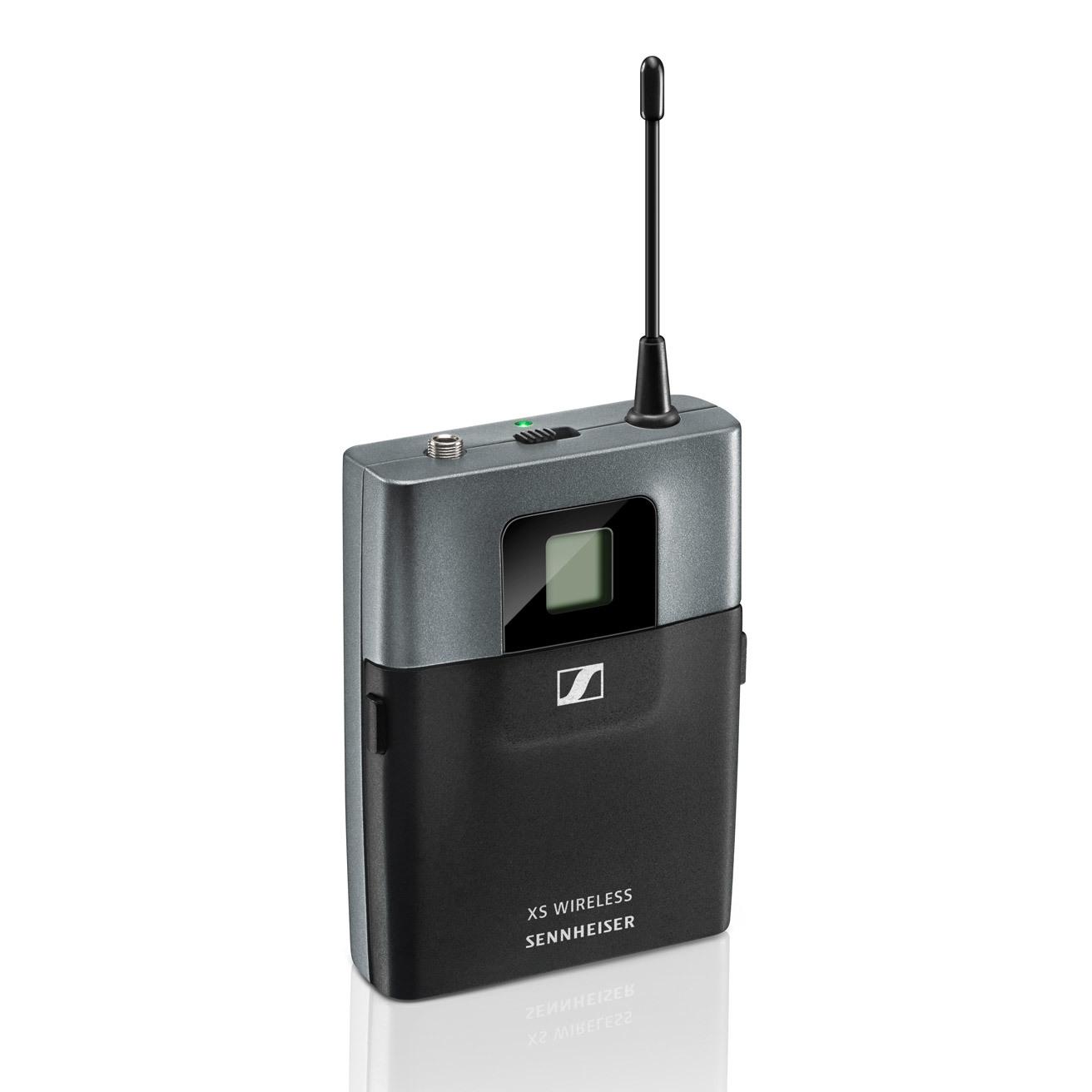 Sennheiser XSW 1-ME2 Lapel Wireless Microphone System