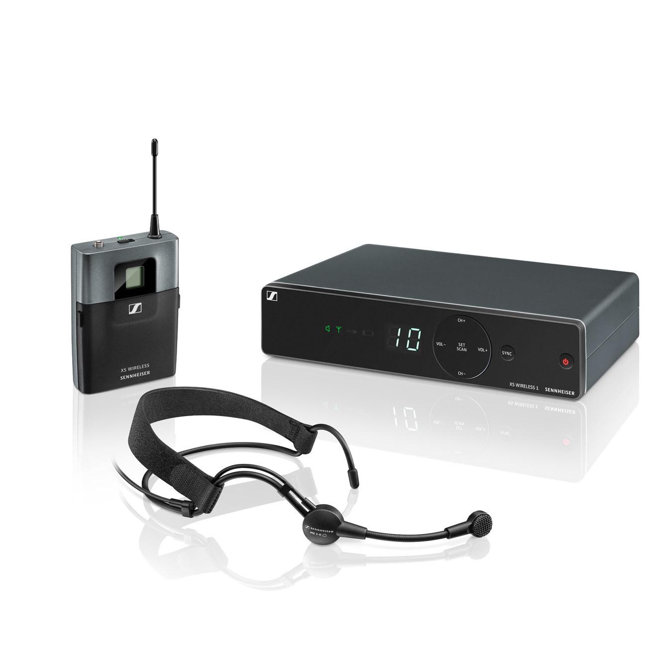 Sennheiser XSW 1-ME3 Lapel Wireless Microphone System