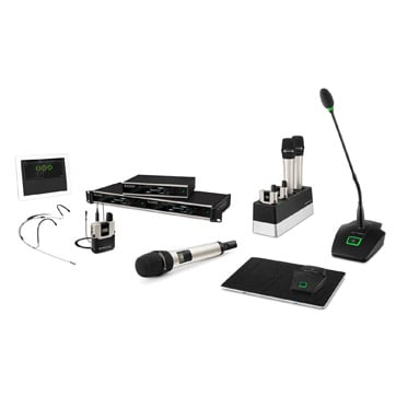 SpeechLine Digital Wireless