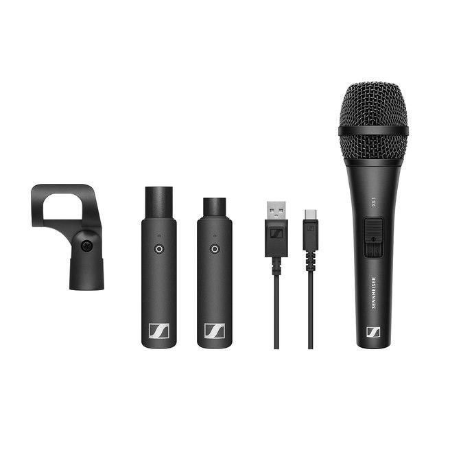 Sennheiser Xsw D Vocal Set Wireless Microphone System