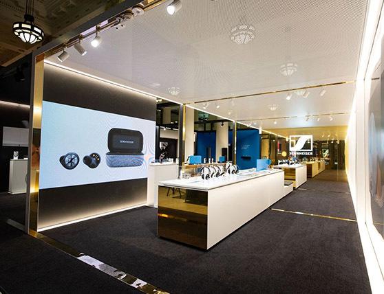 Sennheiser Sydney Store