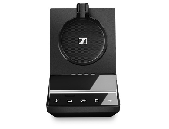 Sennheiser SDW 5066 - - Double-sided wireless DECT headset