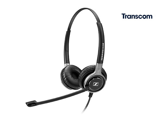 Transcom opts for the perfect sound from Sennheiser