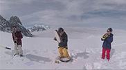 X1 desktop snowy mountaintop concert vr 3d