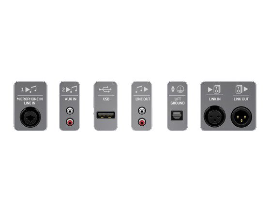 Audio Connectivity