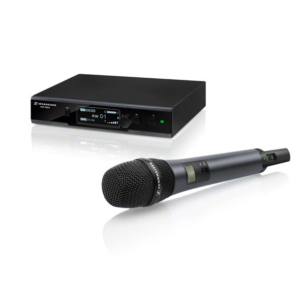 Sennheiser EW D1-845-S wireless vocal microphone 2.4G