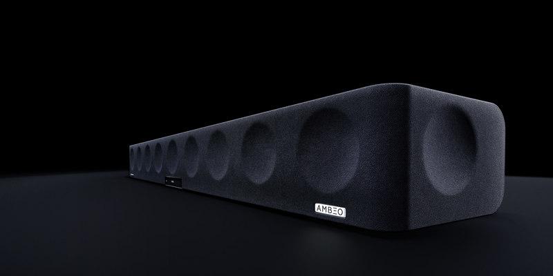 Sennheiser AMBEO Soundbar - - The new AMBEO Soundbar from ...