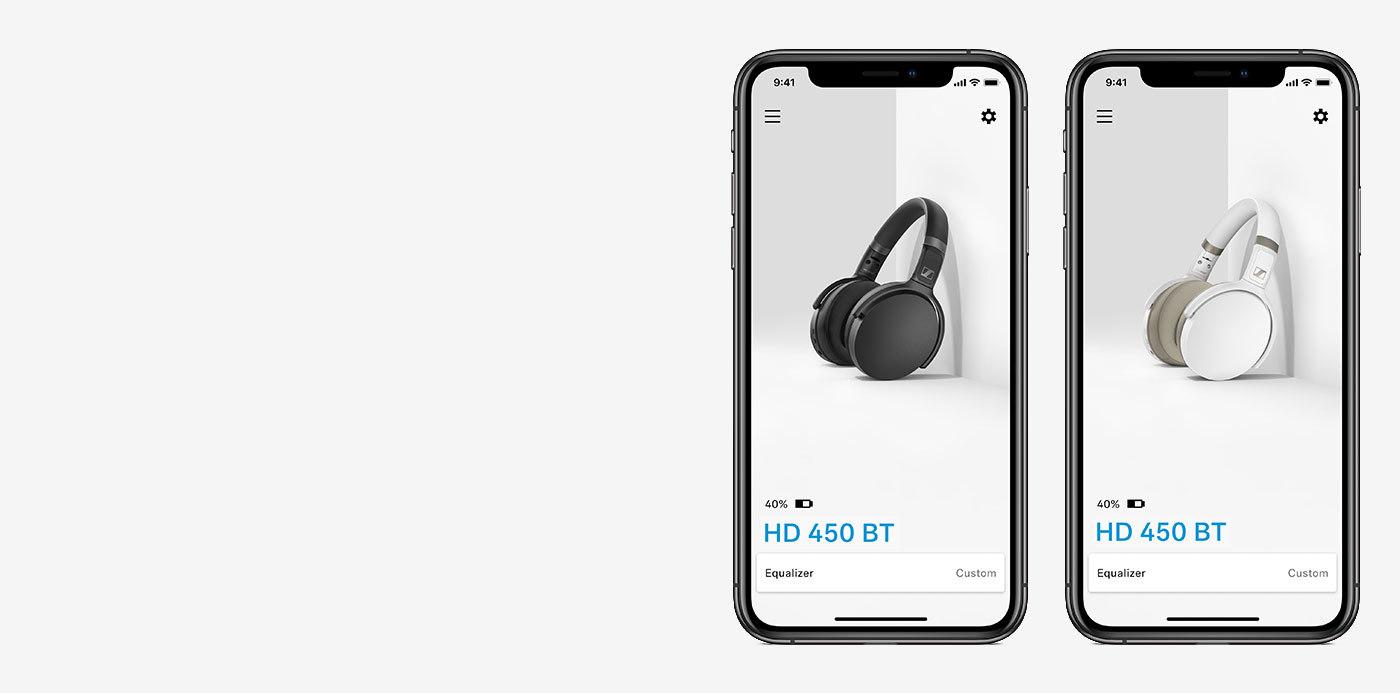 Sennheiser HD 450BT Noise Cancelling Headphones