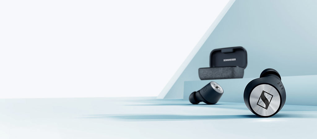 MOMENTUM True Wireless 2Earbuds that put sound first